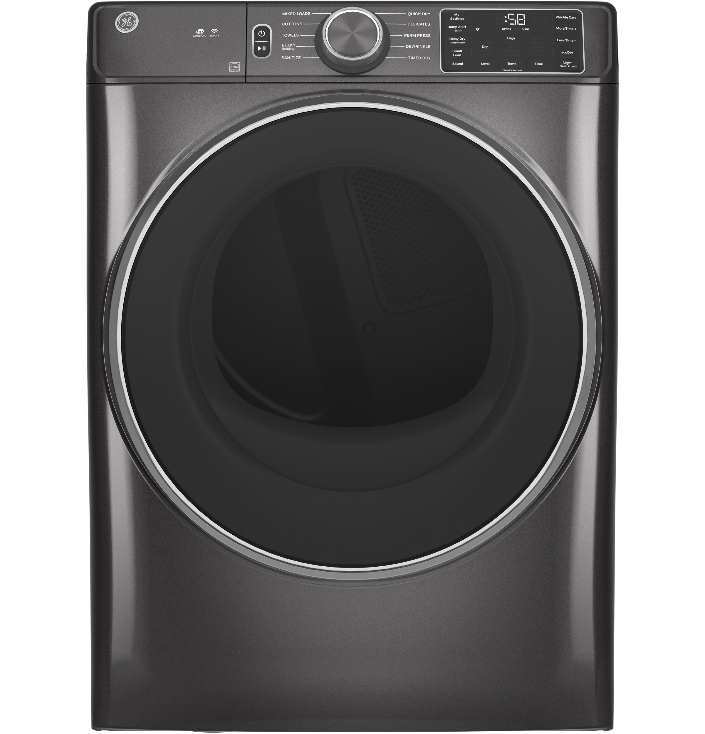 GE Appliances Wifi Connect Dryers