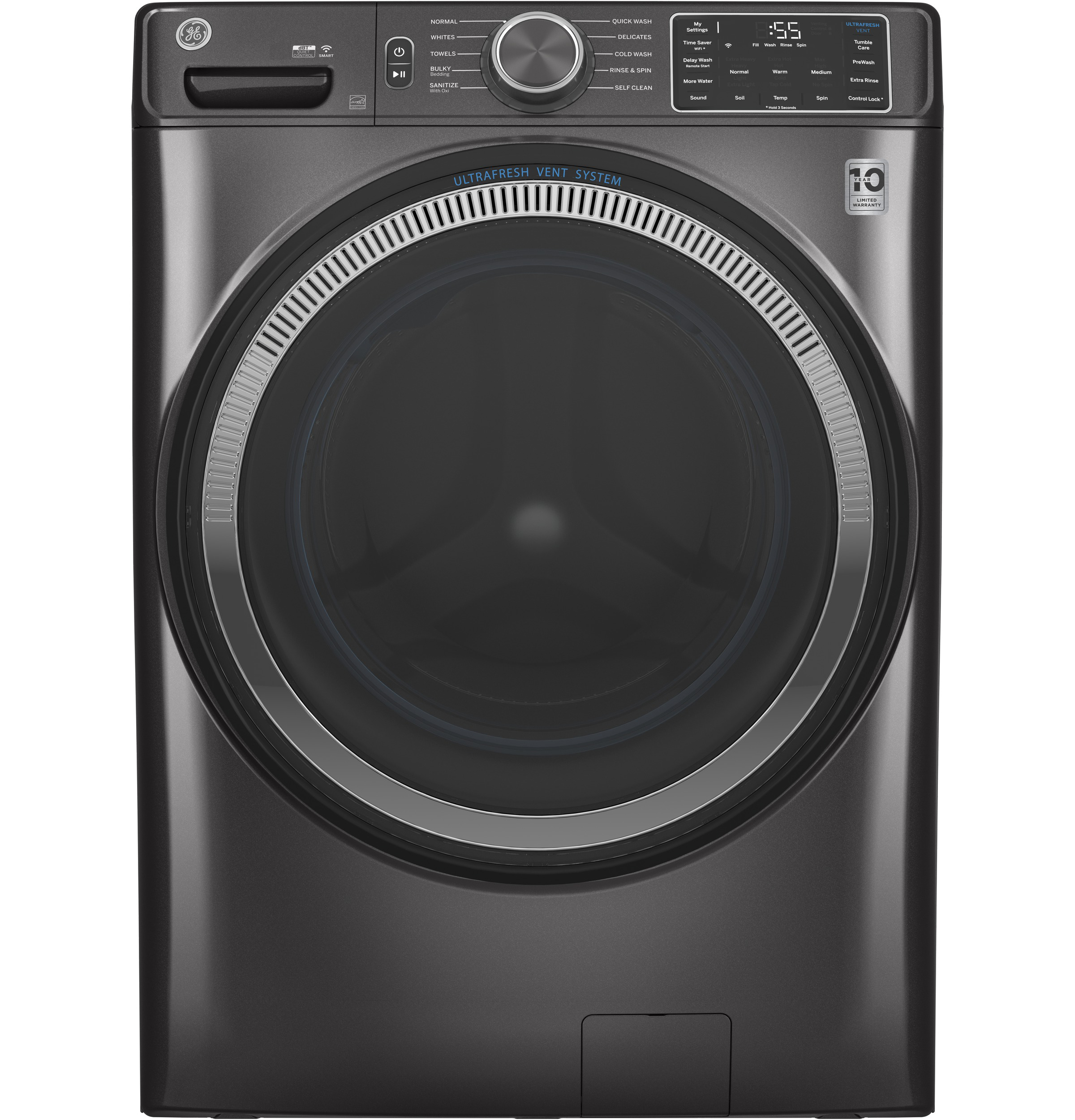 GE Appliances Wifi Connect Washers
