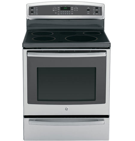 GE Induction Range