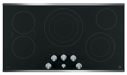 GE Electric Cooktop