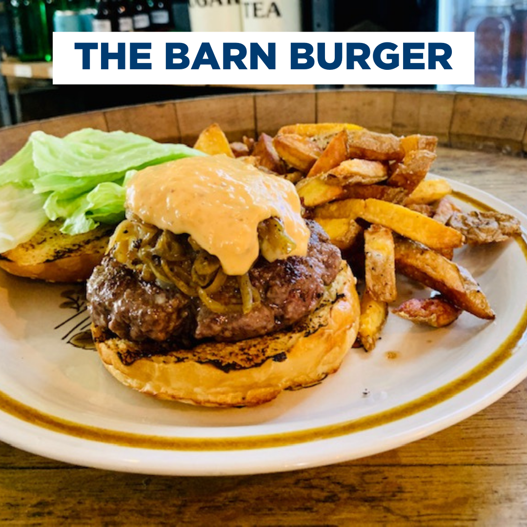 Farmhouse Burger